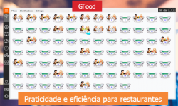 Software para Bares e Restaurantes GFood - Gdoor
